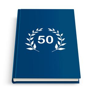 jubileumboek drukken