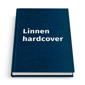 linnen boek drukken